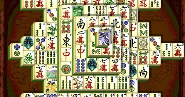 shanghai dynasty mahjong full screen