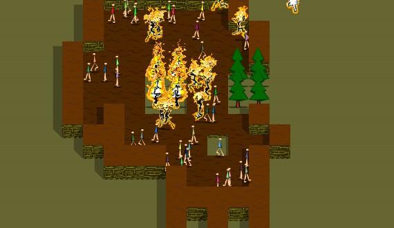 Chain of Fire Foto de pantalla