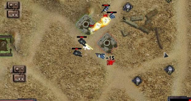 Elite Force DOTA - Warfare Foto de pantalla