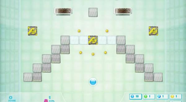 Plant Pong Deluxe Foto de pantalla