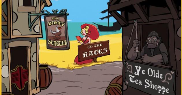 Pogoleg Pirates Foto de pantalla