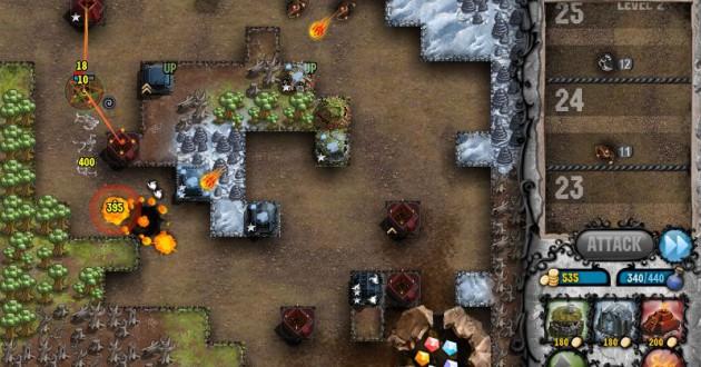 Cursed Treasure Level Pack Foto de pantalla