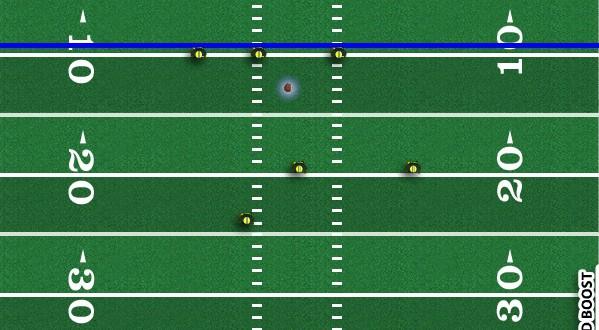 4th and goal Foto de pantalla