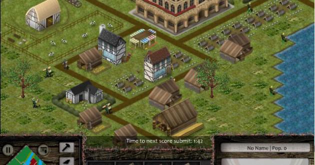 Kingdoms Nobility Foto de pantalla