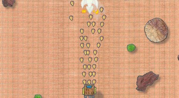 Notebook Wars 3 Foto de pantalla