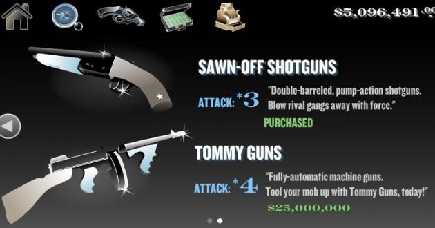 NYC Mafiosi Foto de pantalla