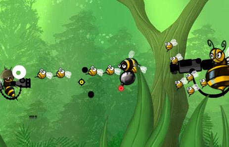 Bee Sting Foto de pantalla
