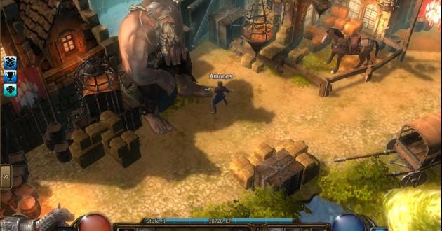 Drakensang Online Foto de pantalla