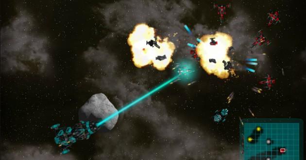 Star Squadrons Foto de pantalla