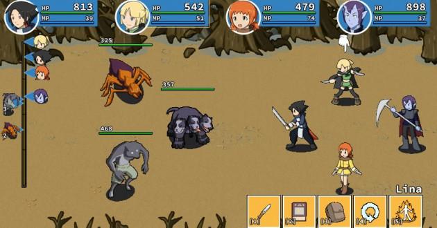 Crystal Story 2 Foto de pantalla